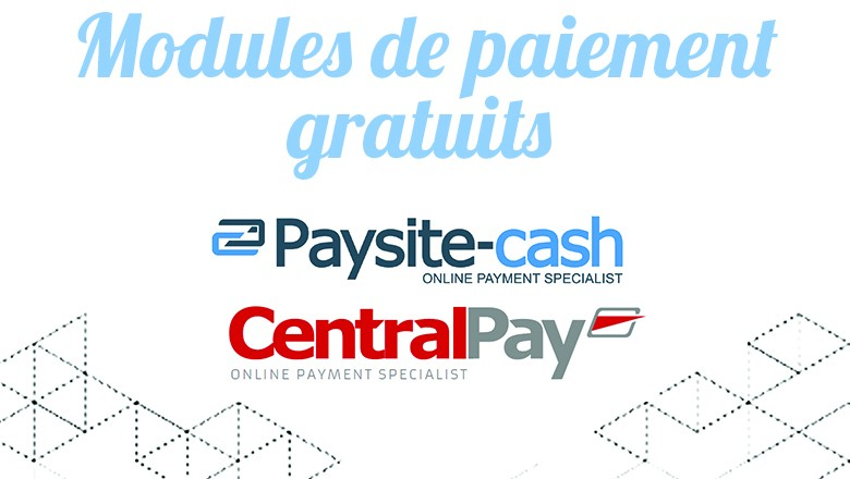 Solutions NordPay : Central Pay et Paysite Cash