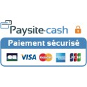Paysite-cash plugin for wooCommerce