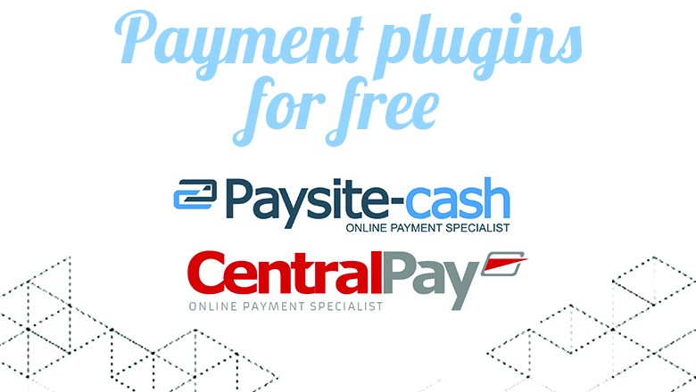 NordPay solutions : Central Pay et Paysite Cash