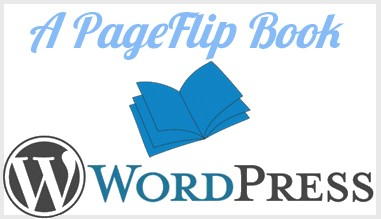 A PageFlipBook - first WordPress PageFlip plugin