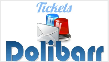 Tickets plugin for DoliBarr