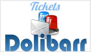 Module Tickets pour DoliBarr